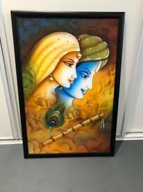 Indian hand made painting
