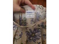 Ladies Vintage Floral Skirt
