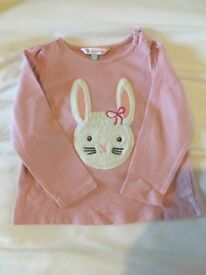 Girls clothes age 12-18 months
