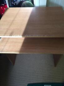 Computer desk table work furniture