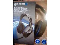 Hc2+ stereo gaming head set new