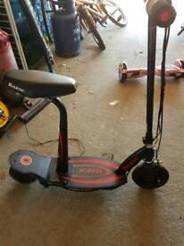 Razor electric E100s scooter