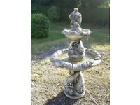 VINTAGE WATER FEATURE