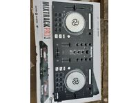 Numark Mixtrack Pro 3 All-in-One DJ Controller - Black - Original Box