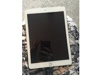 Apple iPad Air 2 16 gig gold wifi and cellular