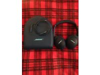 Bose SoundTrue Headphones - Boxed - Great Condition - Navy - for IOS Apple
