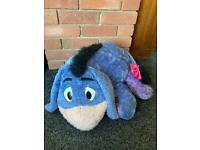 Disney Talking Eeyore large soft toy collection Beighton near Lingwood and Acle