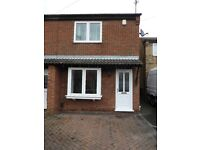 2 Bdroom House to rent - Corsham Gardens,,Nottingham NG3 6LZ