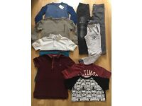 Boys clothes 8/9 years .Inc Zara,Gap,Next etc.All in good,clean condition