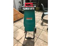 Bosch AXT Rapid 2000 Shredder