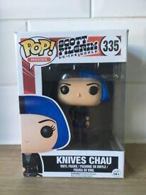 Funko Pop Knives Chau #335 (Scott Pilgrim)
