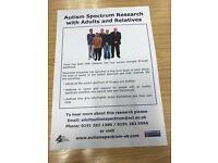 Autism spectrum research