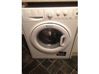 Hotpoint Washing Machine £40 ONO Needs Gone Quickly