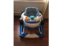 Baby car walker like new