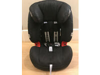 Britax Evolva Car Seat - only used once