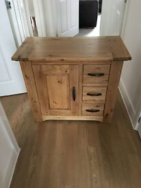 NEXT Solid Wood Sideboard * FABULOUS CONDITION*