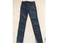 Jeans Hugo Boss, size10 black