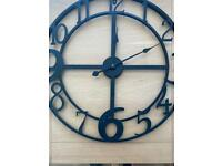Large wall clock 26 inch diameter
