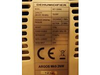 Argos Dehumidifier 10L