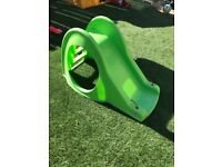 Small children's slide