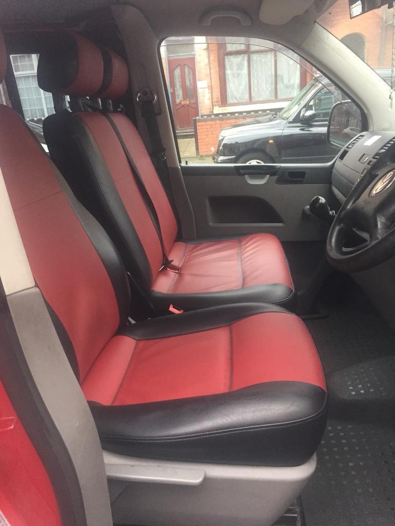 VW Transporter 1.9 TDI 9 seater