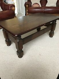 Oak coffee table REDUCED