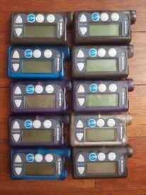 Insulin Pump 20pcs. Medtronic MiniMed MMT-712,722,