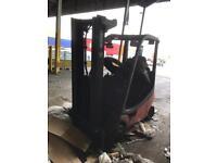 Forklifts linde