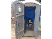 Site toilet for sale in very good condition