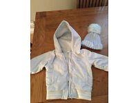 Baby Absorba coat