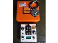 Dwarfcraft/Devi Ever and Dr. Freakenstein Fuzz Pedals, and Voodoo Labs Power Supply