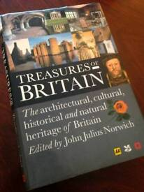 Treasures of Britain Book