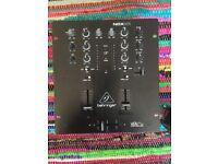 Behringer NOX101 2 Channel Mixer