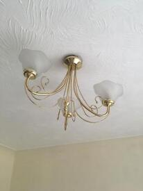 Wall lights and ceiling lights