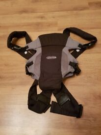 Baby Bath and Baby Carrier