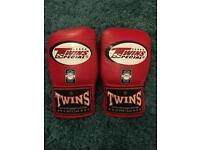 Twins bag gloves size M