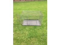 For sale: Crofters dog cages and open puppy pen