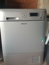 hotpoint condensing dryer - top model