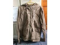 Adidas coat size small uk
