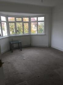 Large unfurnished/furnished rooms to rent