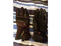 Held Gore-Tex Coldblack Summer Gloves