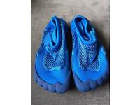 MotherCare size 9 swim/beach shoes