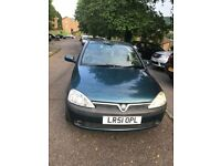 VAUXHALL CORSA 1.2 AUTO - VERY CHEAP TO RUN AND INSURE