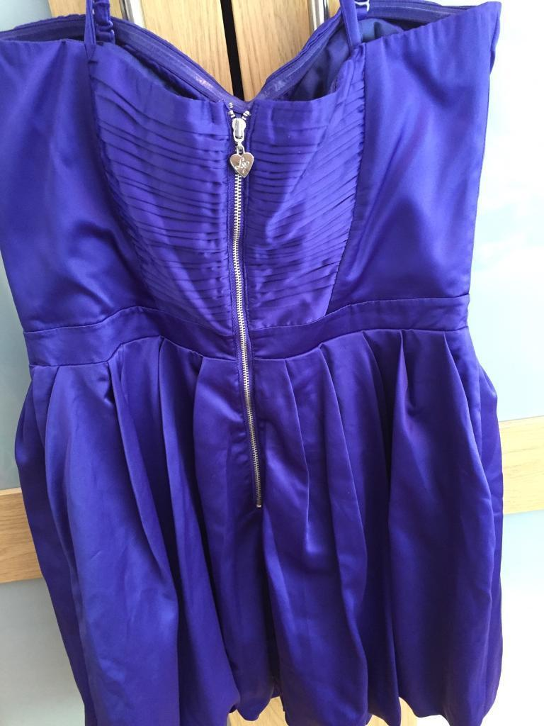 Lipsy dress purplein North Ferriby, East YorkshireGumtree - Size 12 purple Lipsy dress.Worn once for a wedding, good condition