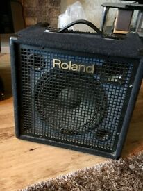 Roland KC-350 keyboard/guitar amp. Great condition!
