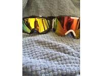 Men's ski gear