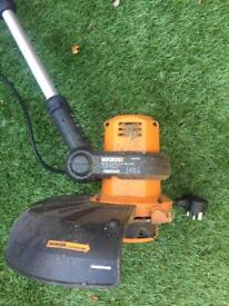 Worx strimmer and edge cutter