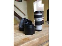 Canon 70-200 f4 L