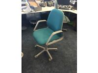 Office chair for home office, fully adjustable good condition