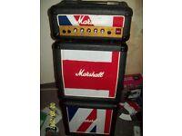 RARE marshall stack guitar amp